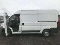 Fiat ducato swb high top van breaking bumper bonnet wing light radiator door wheel seat