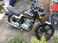 Lexmoto Arrow 125CC Commuter Motorbike