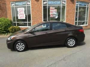 2016 Hyundai Accent LE w/ Air | $53.50/week, taxes in, $0 down