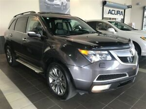2010 Acura MDX Elite | Navi | Leather | Heated + Vented Seats |