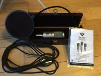 Studio Projects B Series B1 Condenser Microphone Mic Large Diaphragm Cardioid for Recording