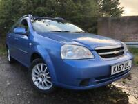 Chevrolet Lacetti Estate 2008 Good Mot Drives Great Cheap Car !!!