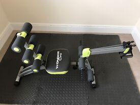 Wonder core 2 exercise machine