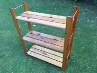 Storage Rack (Timber)