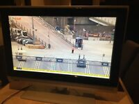 "Philips 26"" HD, LCD Widescreen Flat TV, Twin HDMI, Freeview, Remote etc"