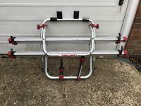 Bike rack for a VW T2