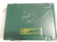 Mint Limited edition Warhammer 40k bolter ammo crate