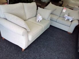 Next grey 3&2 sofas tags attached