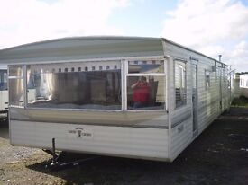 Carnaby Regent FREE DELIVERY 35x12 3 bedrooms 2 bathrooms offsite large choice of static caravans