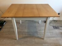 John Lewis Extending Dining Table 4 Person