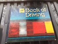 AA classic book of driving - Great Condition