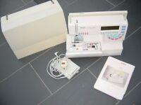 PFAFF Creative 7550 sewing machine for repair or spares