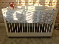 Cot bumber - BabyK collection by Myleene Klass