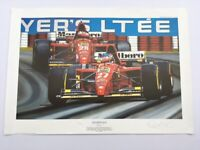 Colin Carter Formula 1 Print - Happy Birthday Jean 061/850