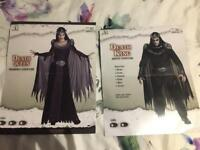 Evil King and Queen Costume - Fancy Dress