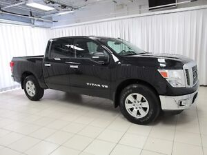 2018 Nissan Titan WHAT A GREAT DEAL!! SV 4x4 4DR 6PASS w/ BACKUP