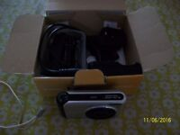 CANON A3000 DIGITAL CAMERA - BOXED WITH ACCESSORIES