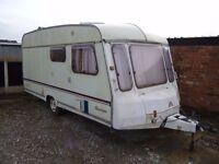 wanted fixer upper caravan