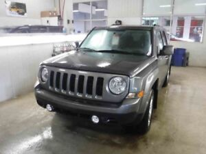 2013 JEEP PATRIOT 4WD