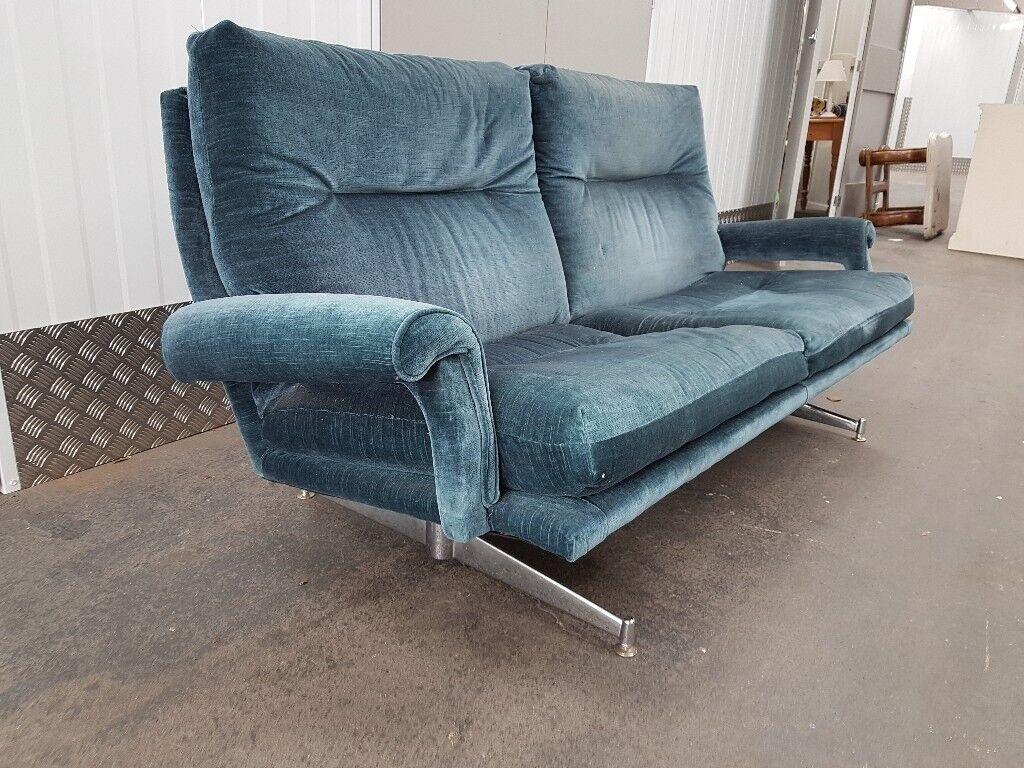 Vintage 60s Mid Century Design Howard Keith For Hk Ltd London 2