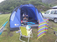 for sale hi gear rock 5 all in one tent £65