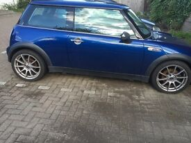 Mini one 1.6 spare or repairs