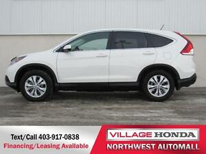 2014 Honda CR-V EX AWD | No Accidents | Local Vehicle |