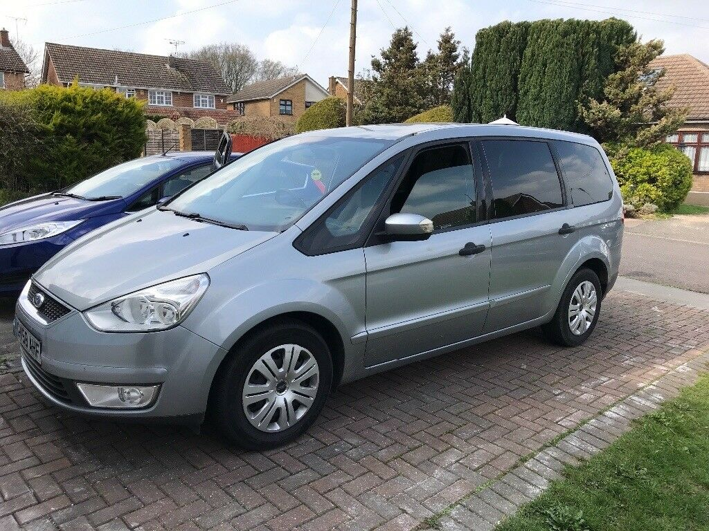For sale ford galaxy good condition for year full 12 months mot