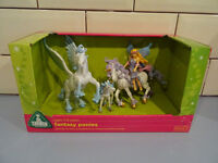Early Learning Centre Fantasy Ponies and Fairy, Play Figures. Dolls House