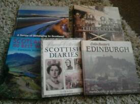Scotland books all five for £10