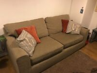 Next Sofa free to collector