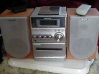 Sony Mini Hi Fi stereo