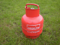 CALOR 3.9Kg PROPANE CYLINDER-FULL- NO EXCHANGE REQUIRED