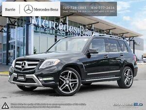 2015 Mercedes-Benz GLK-Class GLK350! Navigation, 360 Cam!