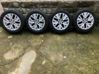 original vw alloy wheel 15inch. complete set perfect condition 👍
