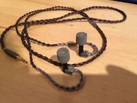 Etymotic Er4pt with Null Audio Vitesse copper cable