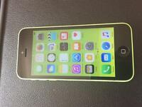 Apple iPhone 5c 16GB UNLOCKED