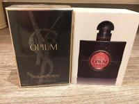 Ladies YSL Black Opium perfume
