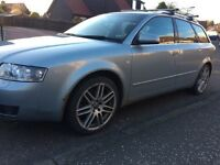 Audi A4 Quattro 2.5v6 tdi new timing belt and water pump etc offers/swap