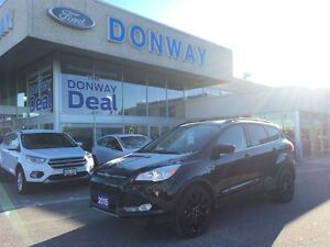 2015 Ford Escape SE| SYNC|NAVI|4WD|LOADED|WINTER READY