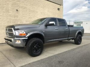 2011 Ram 3500 Long Box, Levelled, Deleted, Cold Air
