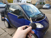 SMART CAR FORTWO ROADSTER FORFOUR NEW KEY FOB CODING PROGRAMMING