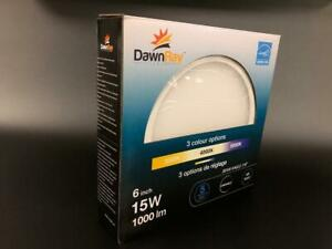 DawnRay 6 Panel lighting 15W