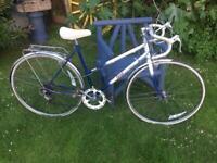 Adult Raleigh racing bike