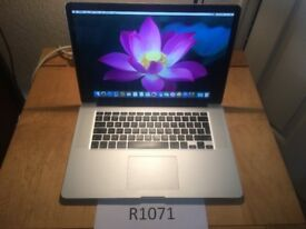 "Apple MacBook Pro 15"" 2.2GHz 16GB, 256GB, BOXED, 1yr Warranty! Mint Cond, Office!"