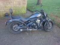 vulcan s abs 650cc open to offers