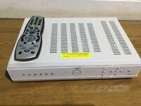 Sky Plus Box, 80gb Remote + Power Lead + HDMI cable