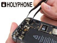 Holywood iPhone and iPad Repair, screens, batteries, etc