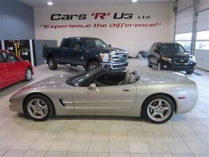 2000 Chevrolet Corvette AUTO CONVERTIBLE NEW TIRES ONLY 73 KMS