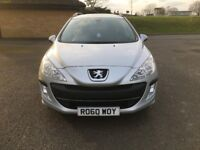 A very well looked after Peugeot 308 S SW 1.6 Liter Diesel